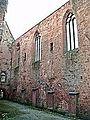 Rosenthal Kirche innen Nordwand.JPG