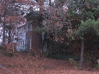 Roudebush Farm building in Ohio, United States
