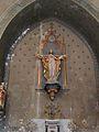 Rouffignac-Saint-Cernin église choeur peintures.JPG