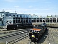 Roundhouse of the Kyoto Railway Museum 17.jpg