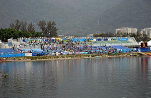 Rowing Stadium of the Lagoon - Rowing Stadium of the Lagoon Rio 2007