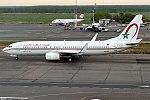 Royal Air Maroc, CN-RGI, Boeing 737-86N (40321205520).jpg