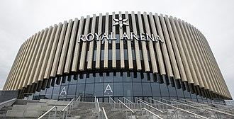 Royal Arena - Image: Royal Arena Copenhagen