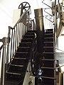 Royal Observatory Greenwich - Airy's transit telescope - cogs wheels (8128888951).jpg
