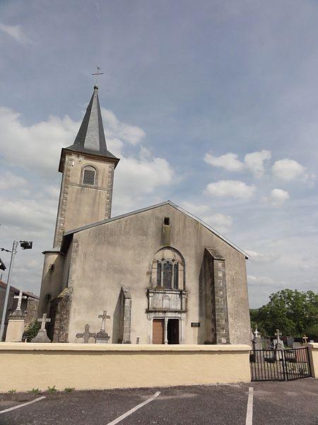 Rozelieures (M-et-M) église