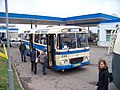 Rudná, historické autobusy, ŠL11.jpg