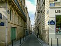 Rue Champollion, Paris 12 June 2010.jpg