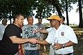 Rushern Baker 20120630 310 Exec Rushern Baker (yellow hat) (7507222892).jpg