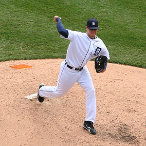 Ryan Perry - Perry with the Detroit Tigers