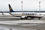 Ryanair, EI-FTA, Boeing 737-8AS (46611858602).jpg