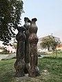 """Rzeźba """"Wzrastanie I"""" w Zielonej Górze.jpg"""