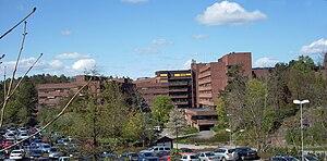 Hospital of Southern Norway - Image: Sørlandet Sykehus Arendal 1