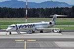 S5-AAU Canadair CRJ-900 Adria Ljubljana 08-07-17 (36564690112).jpg