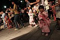 SAKURAKO enjoy the bon dance. (6062147547).jpg