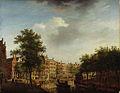 SB 4507-De Herengracht op de hoek van de Leidsegracht.jpg
