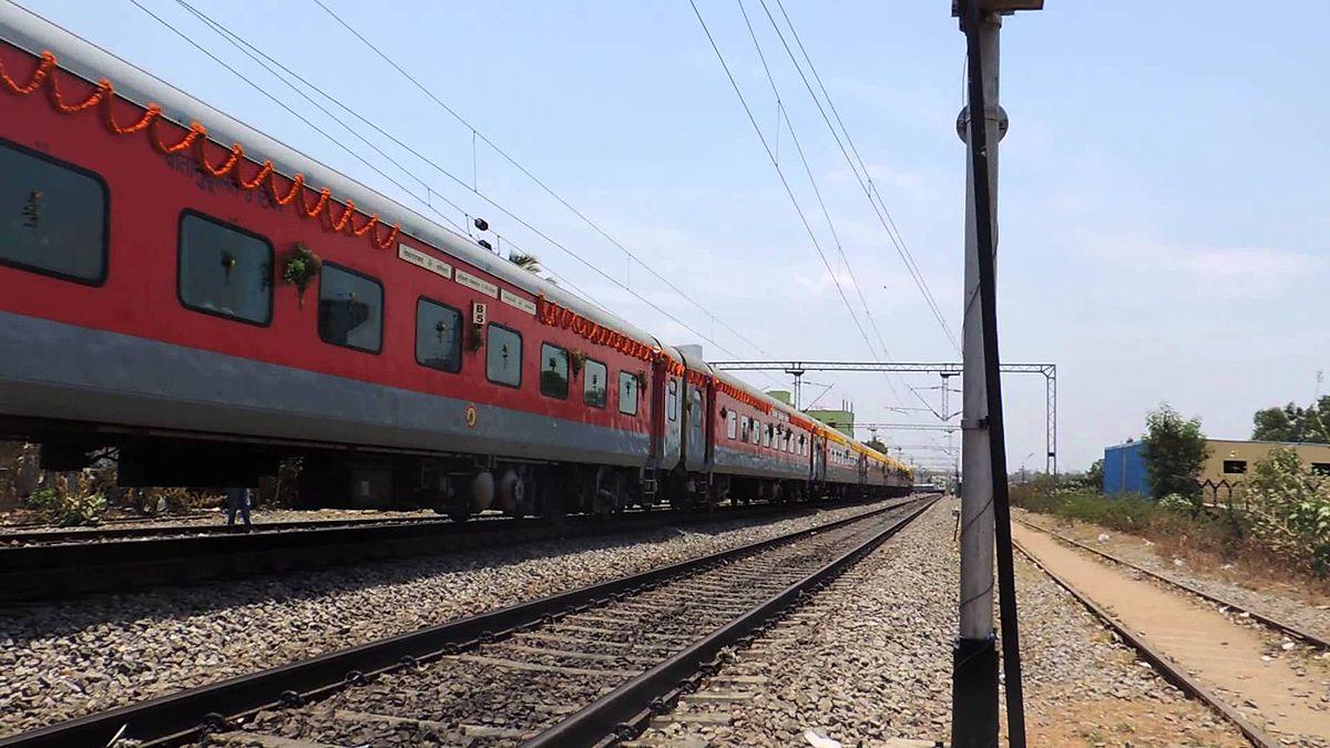 Shalimar - Secunderabad AC Superfast Express - Wikipedia