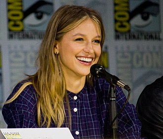Melissa Benoist - Benoist at the 2017 San Diego Comic-Con