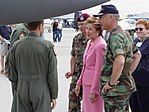 SENATOR DOLE AT POPE AIR FORCE BASE.jpg