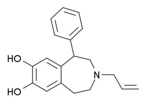 SKF-77,434 - Image: SKF77434 structure