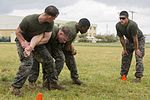 SPMAGTF-CR-AF Marines conduct non-lethal weapons training (Image 1 of 31) 160506-M-QM580-117.jpg