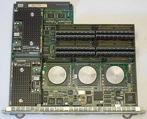 Sun4d - SS1000E System Board
