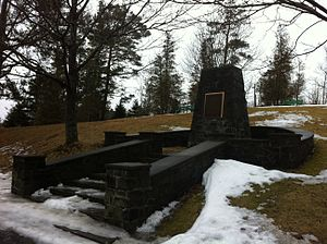 Canadian Merchant Navy - Image: SS Point Pleasant Park Monument