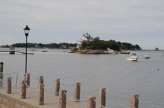 Thimble Islands - Image: STONY CREEK THIMBLE ISLANDS, H.D., BRANFORD, NEW HAVEN COUNTY, CT