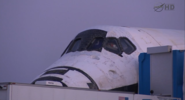 STS-135 30 mins after touchdown