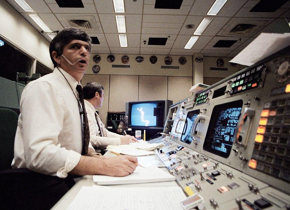 STS-51L riadiace stredisko