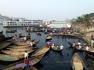 Buckland Bund - Sadarghat Old Dhaka Bangladesh - panoramio