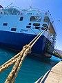 Safaga port Egypt, Old girl awaiting cargo for transport.jpg
