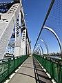 Safety barrier along pedestrian footpath at Story Bridge, Brisbane.jpg