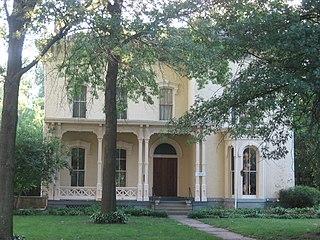 Sage-Robinson-Nagel House