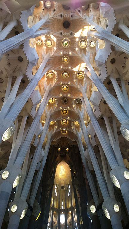 File sagrada fam lia basilica and expiatory church of the for La sagrada familia church