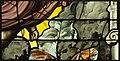Saint-Chapelle de Vincennes - Baie 0 - Nuée et tunique d'un ange (bgw17 0389).jpg