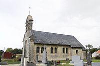 Saint-Remy-le-Petit (08 Ardennes) - l' Église Saint- Remi - Photo Francis Neuvens lesardennesvuesdusol.fotoloft.fr.JPG