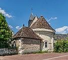 Saint John the Baptist church of Chenonceaux 04.jpg