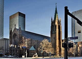 Church in Ohio , United States