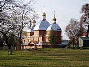 Saint Nicholas church, Hrebintsi (02).jpg