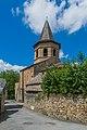 Saint Paul Church in Salles-la-Source 01.jpg