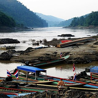 Salween River river in Asia