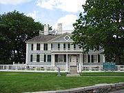 Salisbury Mansion, Worcester MA