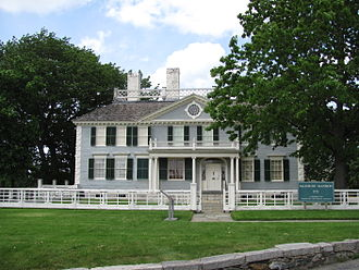 Worcester, Massachusetts - Salisbury Mansion, 1772