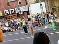 Samba dancer, Takada-no-baba Festival 2006.jpg