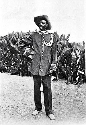 Samuel Maharero - Samuel Maharero