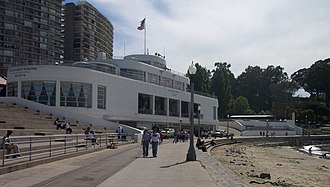 Aquatic Park Historic District - San Francisco Maritime Museum