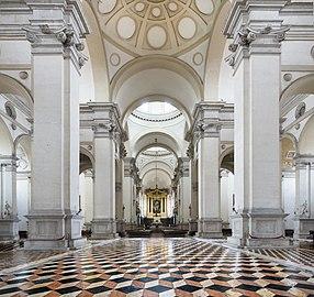 Santa Giustina (Padua) - Nave