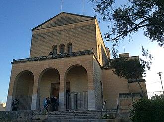 Santa Luċija - Santa Luċija Parish Church