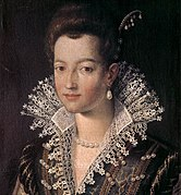 Santi di Tito - Portrait of the Young Maria de' Medici - WGA22719.jpg