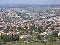 Santuario di Monte Sant'Angelo. Le Mura - Paesaggio 3.JPG